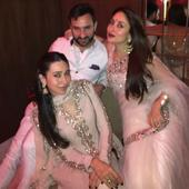 Kareena Kapoor Khan's sister Karisma Kapoor is thrilled about the arrival of youngest family member