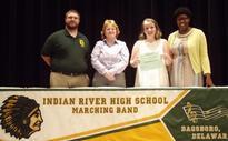 Senior musicians at Indian River High School land scholarships