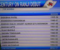 Ranji Trophy: 17-year-old Prithvi Shaw joins Sachin Tendulkar in elite list