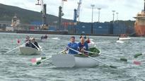 'Fair bit of battling' while rowing in St. John's Townies vs. Baymen punt race