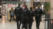 German police shoot knife-wielding man