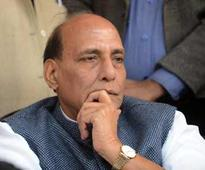 Rajnath Singh holds security review meeting with Chief Ministers of five states bordering China