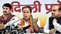 Ahead of civic polls, AAP's Ved Parkash returns to BJP fold