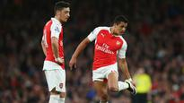 Adebayor: Arsenal are just Ozil and Sanchez