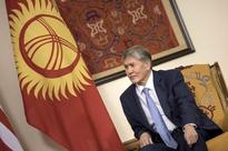 Kyrgyz president orders government to strengthen anti-terrorism measures