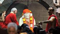 Devotee donates 2-kg gold sandals to Shirdi's Saibaba temple