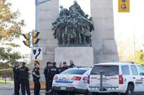 Canada's parliament attacked: Firing outside room where PM Stephen Harper was speaking