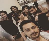 Urvashi Dholakia holidays with her sons in Dubai; gets inked