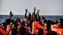 Italy leads rescue of 5,600 migrants off Libyan coast