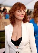 See Susan Sarandon's smooth response after outfit was called 'inappropriate'