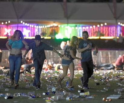 Vegas shooting: FBI to question attacker's girlfriend