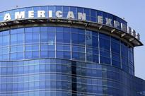 The American Express building stands along Avenue Reforma in Mexico City, Mexico