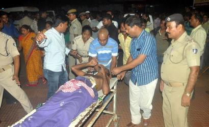 Odisha health minister quits in wake of hospital fire tragedy