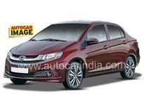 Next-gen Honda Amaze global debut at Auto Expo