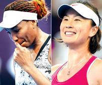 No China Open delight for Venus Williams