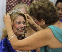 PICS: Elderly Women Beauty Contest