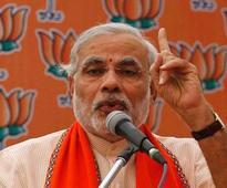 Will send a list of tainted MPs to SC if BJP comes to power: Narendra Modi