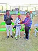 Amandeep Academy conducts U-16 Cricket Tournament