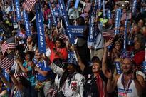 Democratic delegates revel in their diversity in Philadelphia