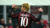 Keisuke Honda inspires AC Milan to crucial win over Genoa