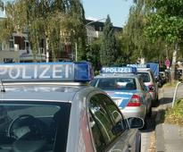 One killed and two injured in machete attack in Germany