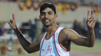 Sameer emerges fastest athlete of National Inter-state Athletics