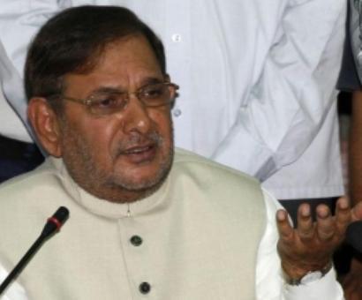 Sharad Yadav embarrassing himself by revolting against NDA merger: JD-U