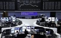Search for yield drives global stocks higher, pound falls vs dollar