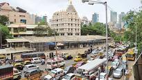 No space for temple parking lot: BMC