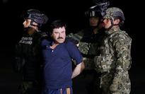 BREAKING! El Chapo, Mexican Drug Kingpin, Extradited to the U.S. on Eve of Trump Inauguration!