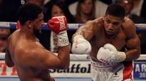 Anthony Joshua retains his IBF heavyweight crown by knocking Dominic Breazeale out