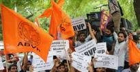 ABVP to stage protest against Kejriwal govt in Delhi University today