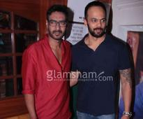 Ajay Devgn and Rohit Shetty patch-up - News