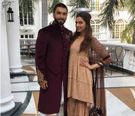 Deepika-Ranveer, Aishwarya-Abhishek and other Bollywood couples found love on the sets!