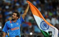 Sachin Named 2015 Cricket World Cup Ambassador