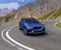 Jaguar F-Pace To Be Launched With Petrol Engine
