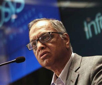 Narayana Murthy's biggest regret: Quitting Infosys in 2014
