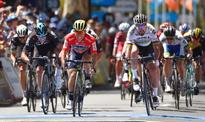 In-form Ewan wins third Tour Down Under stage