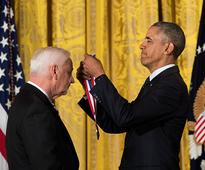Obama Honors America's Leading Scientists And Innovators