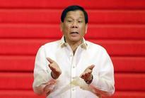 Philippines' Duterte keeps