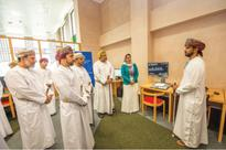 SQU comes out with special  library for visually impaired