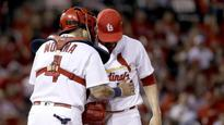 Votto, Duval combine for 3 homers; Reds rout Cardinals 15-2 (Yahoo Sports)