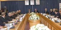 Mulki discusses draft budget with Senate committee