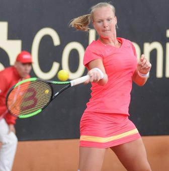 Nuremberg Cup: Bertens cruises to second consecutive title