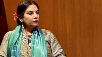 Kathua and Unnao rape cases: Shabana Azmi says for 'Beti Bachao Beti Padhao' daughters should be alive