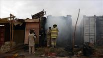 Suicide bomber kills three soldiers in Afghanistan