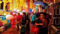 Nation decks up to celebrate Diwali today