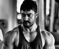 Aamir Khan resumes 'Dangal' shooting in young avatar
