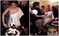 Mouni Roy rings in her 30th birthday with rumoured beau Mohit Raina; watch video