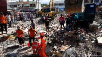 Aid groups arrive in Indonesia following deadly earthquake